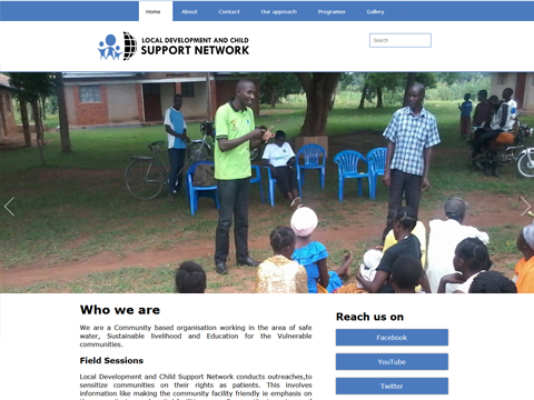 Local Development and Child Support Network conducts outreaches,to sensitize communities on their rights as patients. http://ldcsnproject.com/